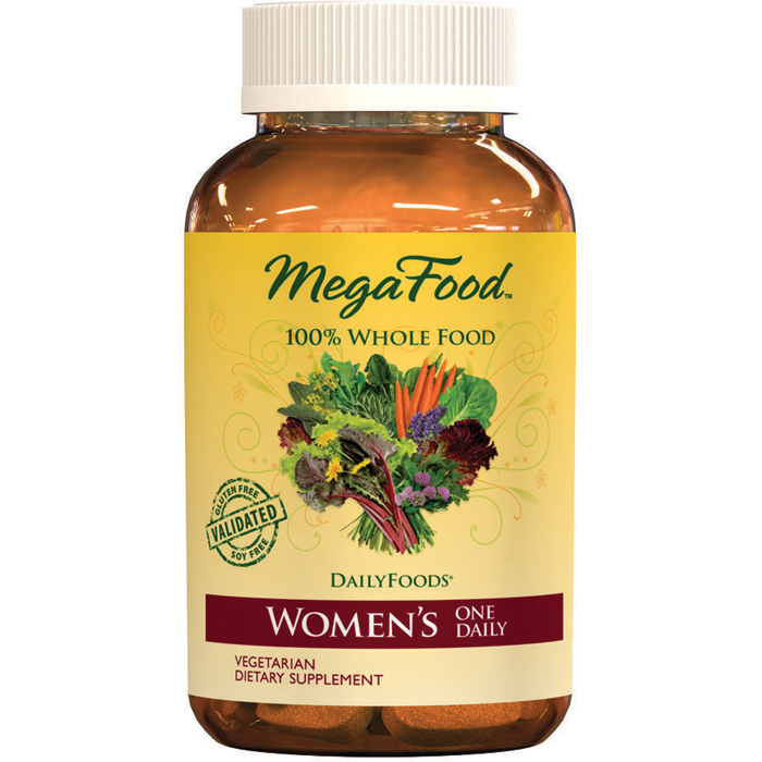 megafood womens one daily multivitamin