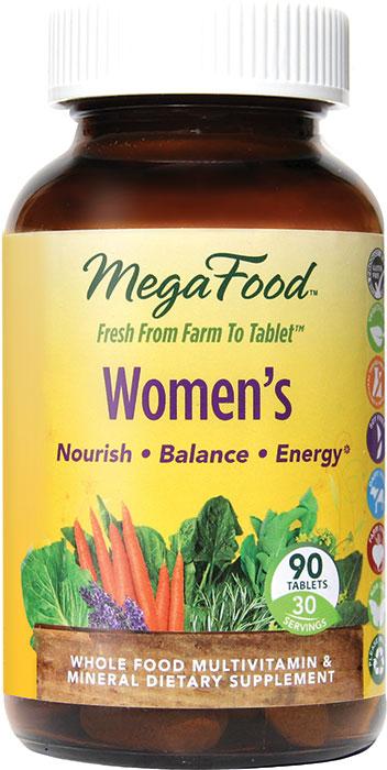 Megafood whole food vitamins