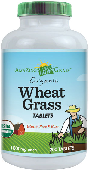 Amazing grass benefits