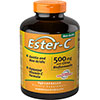 Ester-C 500 mg with Citrus Bioflavonoids - 240 Vegetarian Capsules
