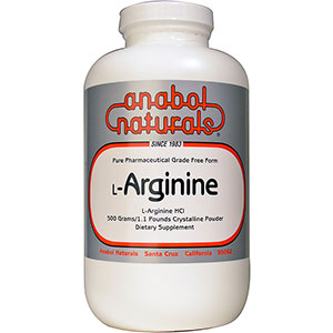 l arginine powder how to take