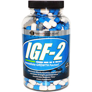 Applied Nutriceuticals IGF-2 - 240 Capsules