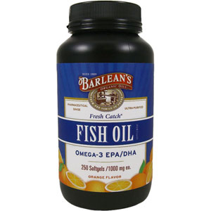 Barleans Fish  on Barlean S Signature Fish Oil Capsules 1000 Mg