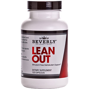 Beverly International Lean Out 120 Capsules