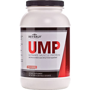 Beverly International Ultimate Muscle Protein (UMP) Strawberry 2 lb
