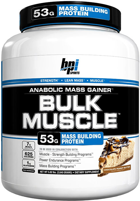 anabolic mass gainer in india