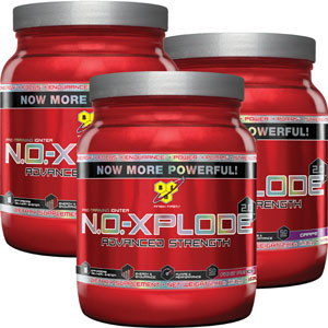 BSN N.O.-Xplode 2.0 - Advanced Strength 2.48 lbs