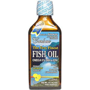 The very finest fish oil by carlson lemon flavor for Lemon fish oil