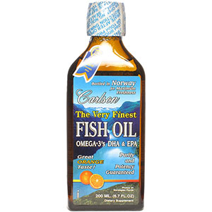 The very finest fish oil by carlson orange flavor for Finest nutrition fish oil