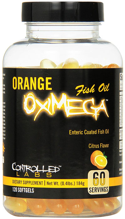 Controlled labs oximega fish oil