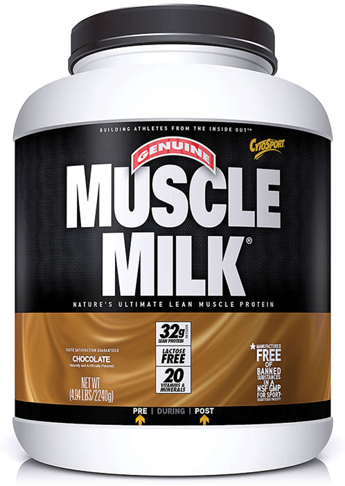 Can Chocolate Milk Help You Build Muscle