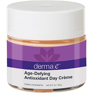 Derma E Age-Defying Day Crème With Astaxanthin and Pycnogenol 2 oz