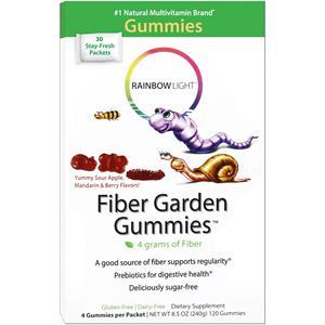 Rainbow Light Fiber Garden Gummies 120 Gummies