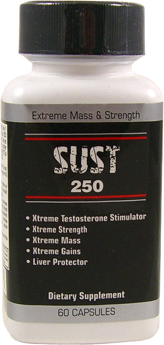 is sust 250 by dna a steroid