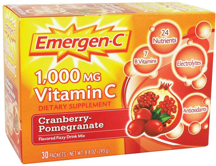 Vitamin C Booster Drink Mix