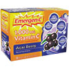 Emergen-C Vitamin C Energy Booster Acai Berry 1000 mg - 30 Packets