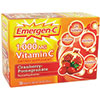 Emergen-C Vitamin C Energy Booster Cranberry Pomegranate 1000 mg - 30 Packets