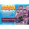 Emergen-C Immune Plus System Support with Vitamin D Blueberry Acai - 30 Packets