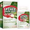 Genceutic Naturals Lychee Super Fruit Complex 500 mg - 90 Capsules