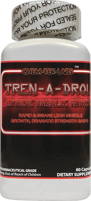 is methyl tren 550 a steroid