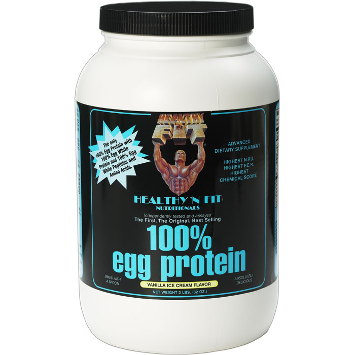 Egg protein nutrition