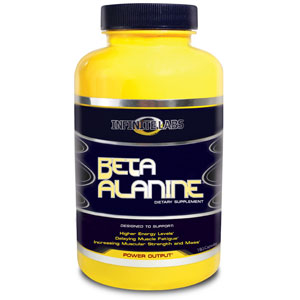 Infinite Labs Beta Alanine 180 Capsules