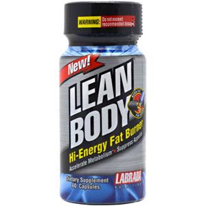 Body fat burner 56 ct