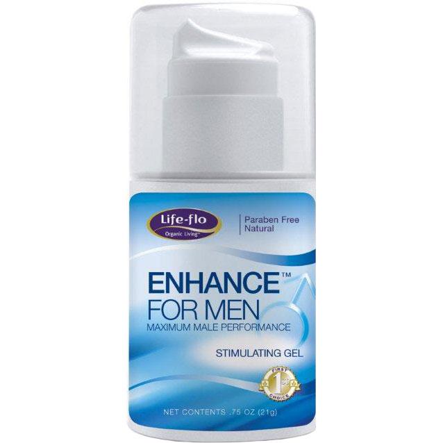 Life Flo Products Enhance For Men Stimulating Gel .75 oz