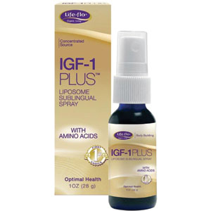 Life-flo IGF-1 Plus 1 oz