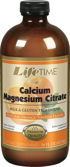 Lifetime liquid calcium magnesium