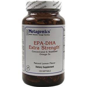 metagenics epa dha extra strength omega 3 lemon flavored