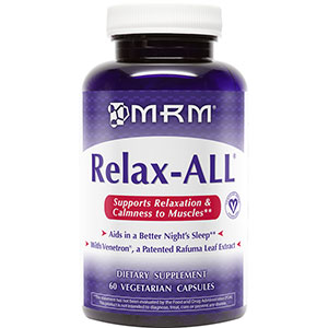 MRM Relax-ALL With Phenibut- 60 Capsules