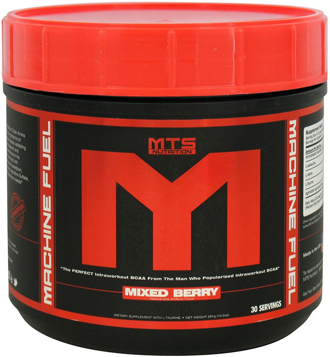 mts machine fuel