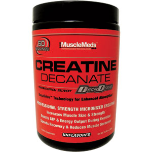 MuscleMeds Creatine Decanate 300 gm - 60 Servings