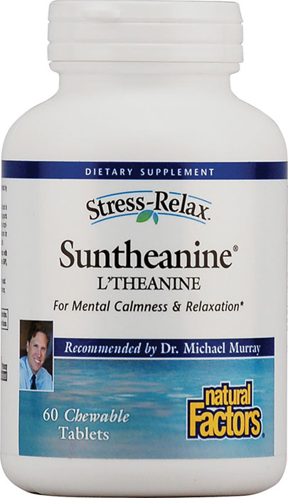 L-theanine tablets