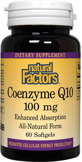 sperm Coenzyme production q10