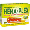 Nature's Plus Hema-Plex Sustained Release 30 Tablets