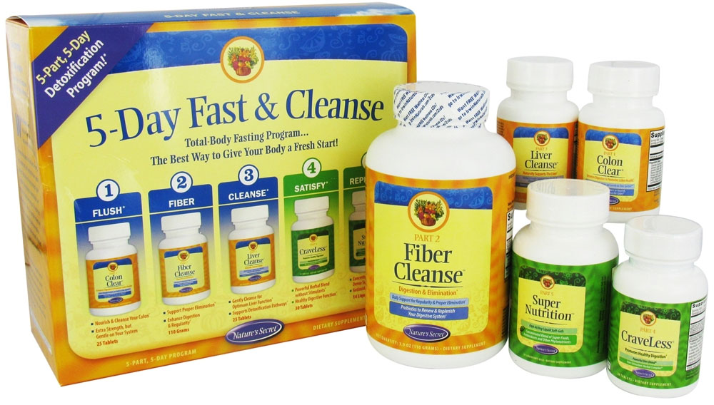 Nature S Way  Part Cleanse