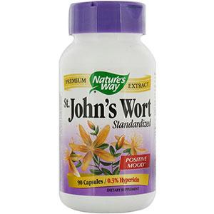 Natures way st johns wort