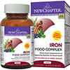 New Chapter Iron Food Complex 60 Tablets
