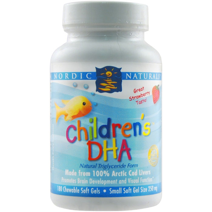 Nordic Naturals Dha Liquid For Children At Whole Foods