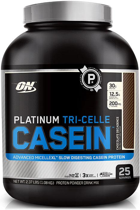 Optimum Nutrition Platinum Tri Celle Casein Chocolate