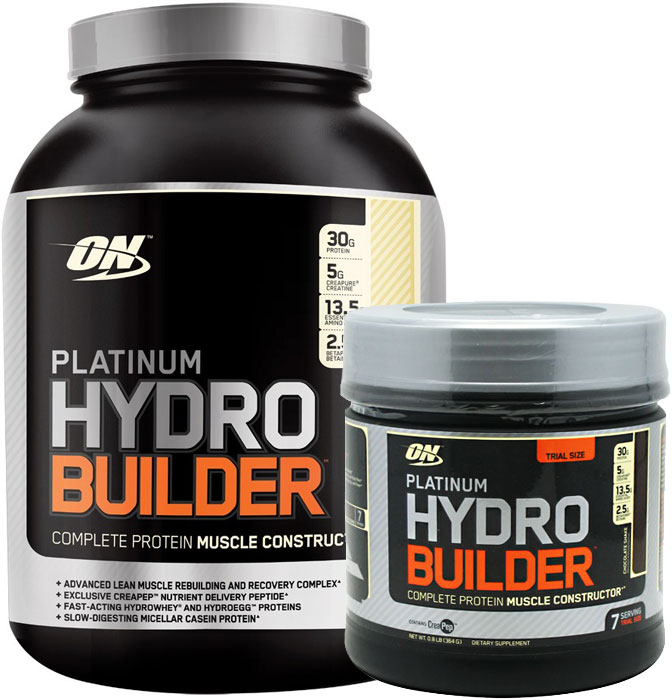 Optimum Nutrition Platinum