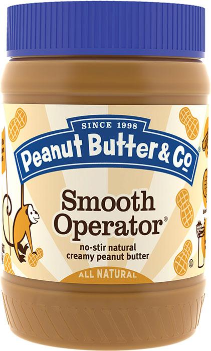 No stir natural peanut butter