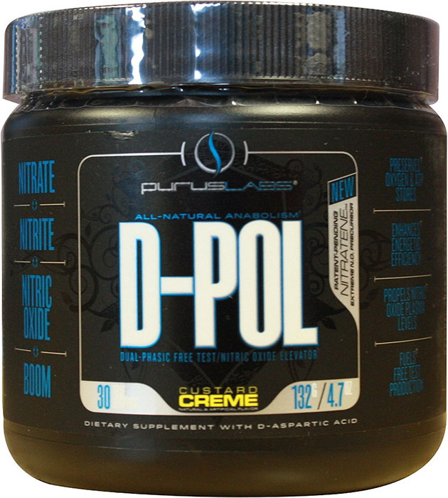 Purus Labs D Pol Protein King: TESTOSTERONE