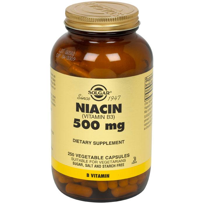 Whole Foods Niacin