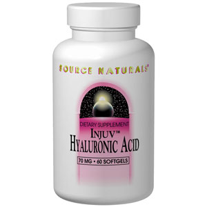 Source Naturals Injuv Hyaluronic Acid Softgels