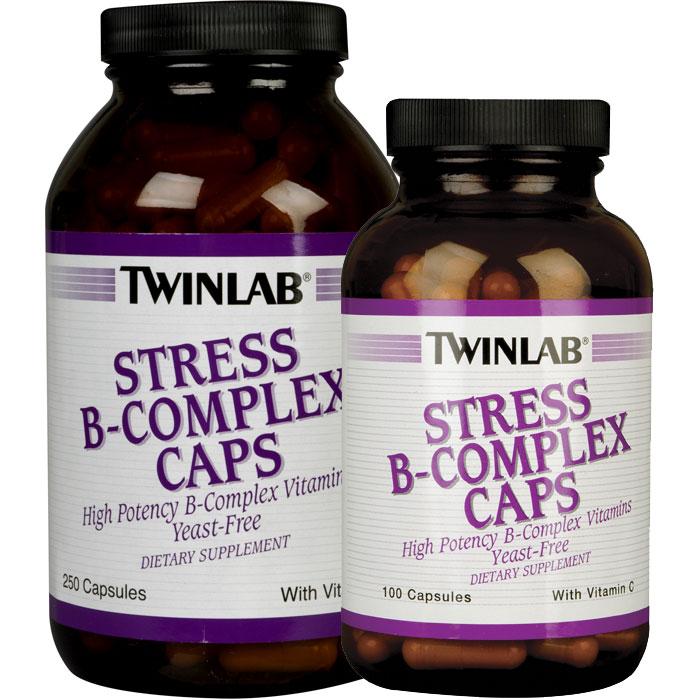 Twinlab b stress complex