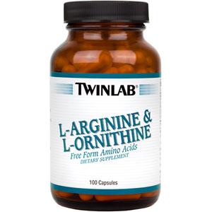 l arginine results  Twinlab L-Arginine & L-Ornithi...