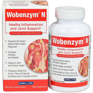 Wobenzym N Tablets